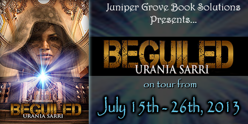 Beguiled Tour Banner
