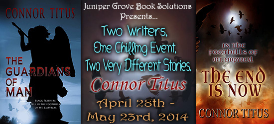 Connor Titus Tour Banner