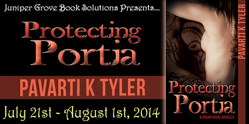 Protecting Portia Banner