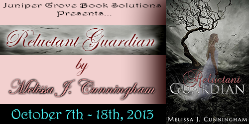 Reluctant Guardian Tour Banner