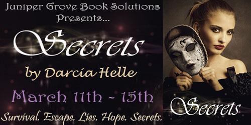 Secrets Tour Banner