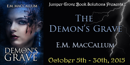 The Demons Grave Banner