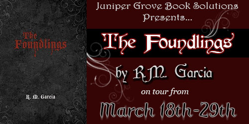 The Foundlings Tour Banner