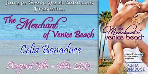The Merchant of Venice Beach Tour Banner