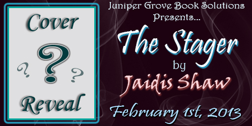 The Stager Cover Reveal Banner