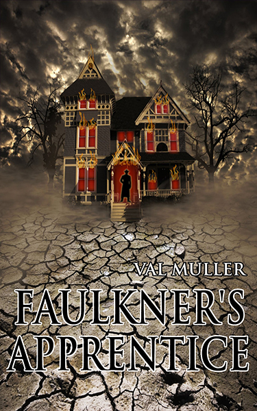 Faulkners Apprentice Cover