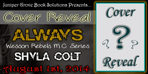 Always Cover Reveal Banner