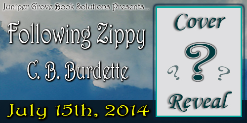 Following Zippy Cover Reveal Banner