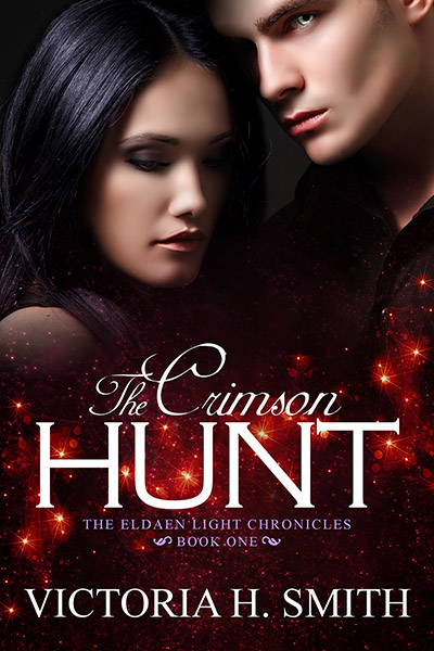 The Crimson Hunt Cover