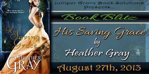 His Saving Grace Banner