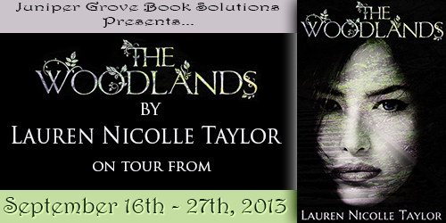 The Woodlands Tour Banner