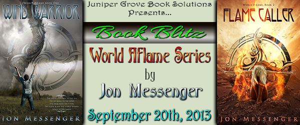 World Aflame Blitz Banner