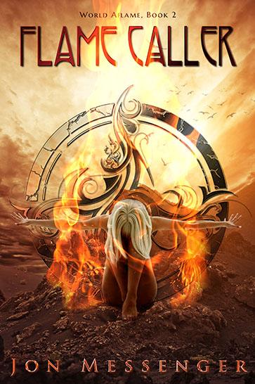 Flame Caller Cover