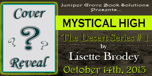 Mystical High Cover Reveal Banner
