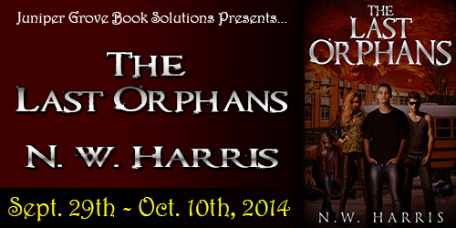 The Last Orphans Tour Banner