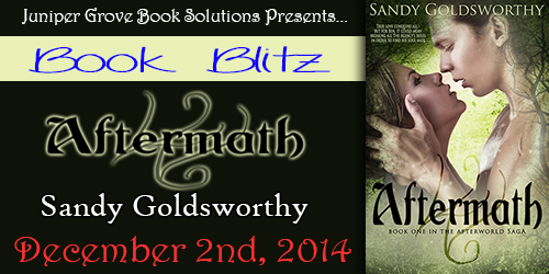 Aftermath by Sandy Goldsworthy Book Blitz & Giveaway