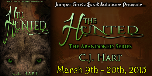 The Hunted Tour Banner