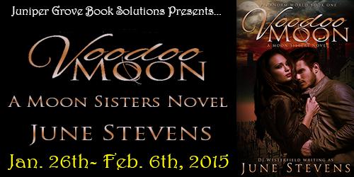 Voodoo Moon Tour Banner
