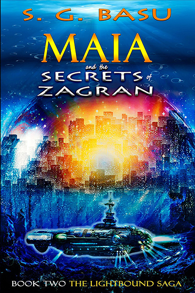 Maia Secrets of Zagran