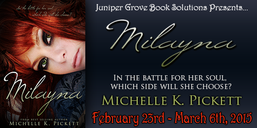 Milayna Tour Banner