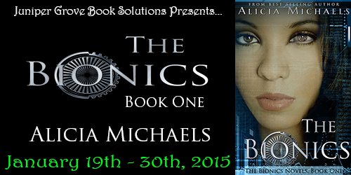 The Bionics Tour Banner