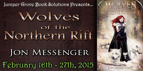 Wolves of the Northern Rift Tour Banner