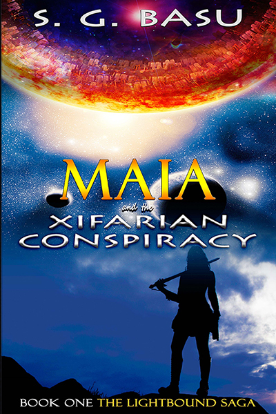 Maia and the Xifarian Conspiracy