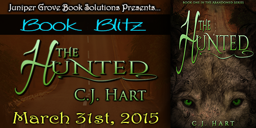 The Hunted Blitz Banner