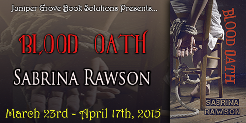 Blood Oath Tour Banner