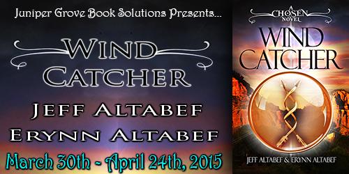 Wind Catcher Tour Banner