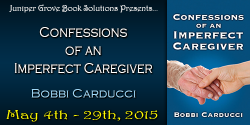 Confessions Imperfect Caregiver Banner