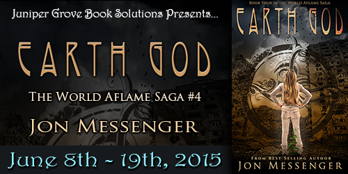 Earth God Tour Banner