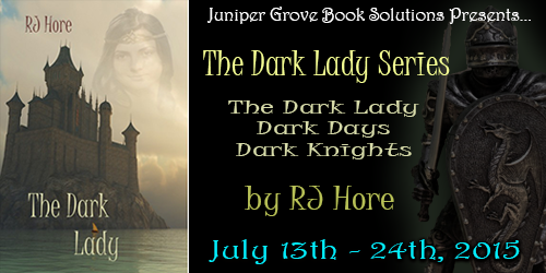 Dark Lady Series Tour Banner