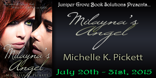 Milaynas Angel Tour Banner