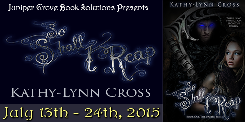 So Shall I Reap Tour Banner