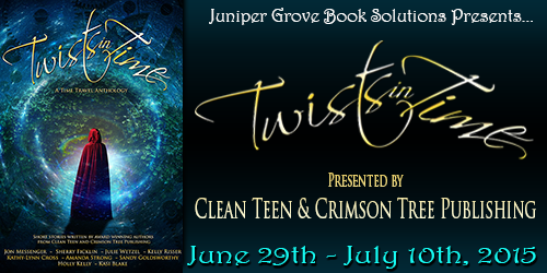 Twists in Time Tour Banner