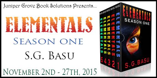 Elementals Banner