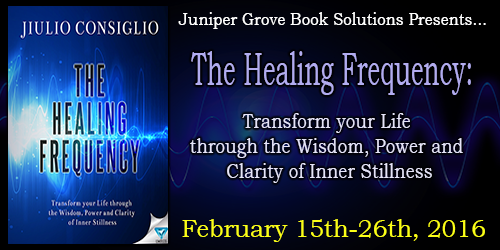 Healing Frequency Tour Banner