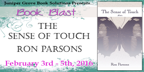The Sense of Touch Banner