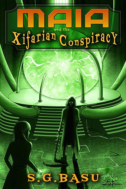 Maia Xifarian Conspiracy