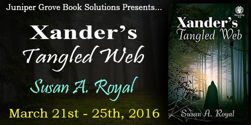 Xanders Tangled Web Banner