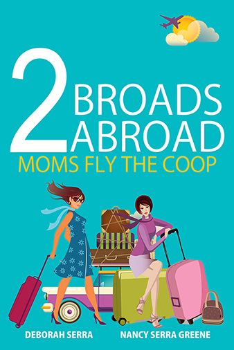 2 Broads Abroad Cover