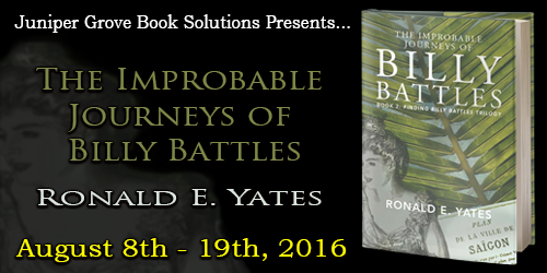 The Improbable Journeys of Billy Battles Banner