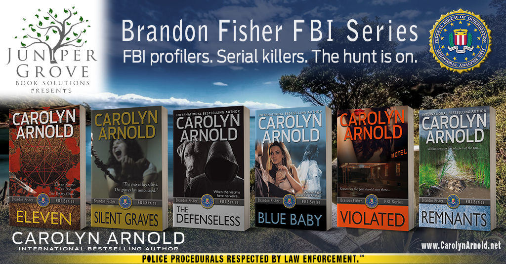 The Brandon Fisher FBI Series by Carolyn Arnold